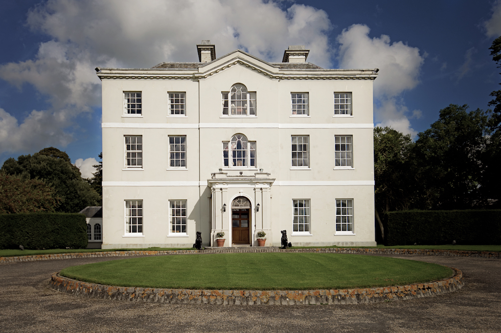 Bridwell Park House