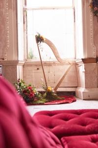 Poltimore harp